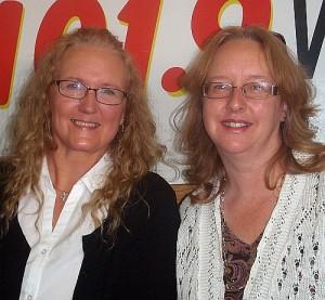 Teresa Schwalbach & Alyson Sundberg