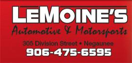 LeMoine's Automotive & Motorsports - 305 Division S4reet in Negaunee, MI