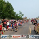 Photo 17 - 4th of July Parade 2015 with Great Lakes Radio Staff in Marquette, Michigan 49855
