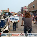 Photo 19 - 4th of July Parade 2015 with Great Lakes Radio Staff in Marquette, Michigan 49855
