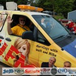 Photo 21 - 4th of July Parade 2015 with Great Lakes Radio Staff in Marquette, Michigan 49855