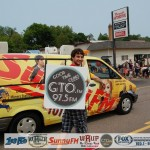 Photo 22 - 4th of July Parade 2015 with Great Lakes Radio Staff in Marquette, Michigan 49855