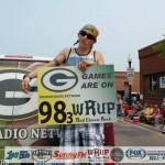 Photo 26 - 4th of July Parade 2015 with Great Lakes Radio Staff in Marquette, Michigan 49855
