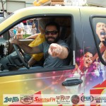 Photo 28 - Eric Scott - Great Lakes Radio Program Director and Production Director Driving the Sunny Van