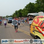 Photo 29 - 4th of July Parade 2015 with Great Lakes Radio Staff in Marquette, Michigan 49855