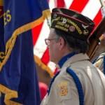 Veterans from Pioneer Days 2015, Negaunee, MI