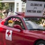 Red Cross in the Pioneer Days Parade 2015