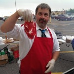 July 3rd cookout at Super One Foods in Marquette, MI on Friday, July 3rd, 2015