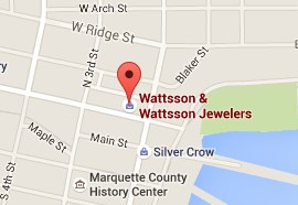 Wattsson and Wattsson Jewelers in Marquette