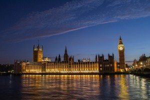 Big Ben in the evening, Taken by Lauren Bareiss- Saddleback Photography August 2015