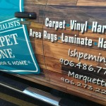 Carpet Specialists Carpet One Stephen Siller Tunnel to Towers Foundation Presentation of Trade Center Steel Ishpeming 05