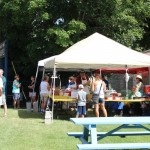 Marquette Township Lions Recreation Area Catch the Vision Community Day 045