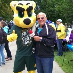 The Major caught up with Wildcat Willy at Fall Fest