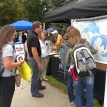 Where are NMU students call home? The Honor Credit Union booth kept track
