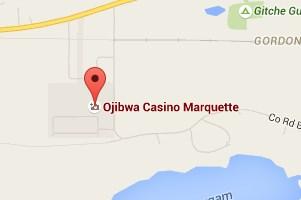 Marquette's Ojibwa Casino - 105 Acre Trail Marquette, MI 49855