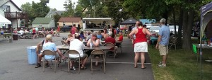 United Methodist Ministry Successful Block Party August 16th