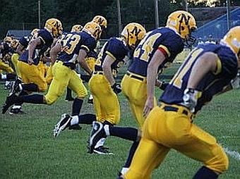 negaunee miners high school football