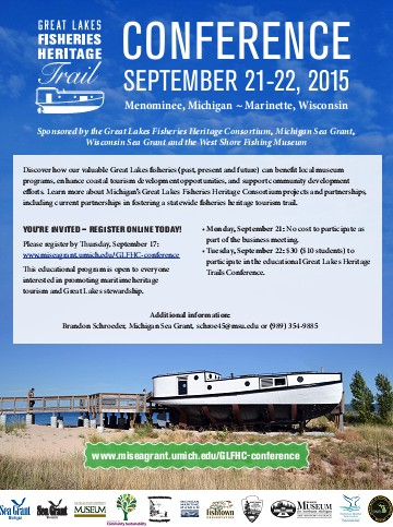 Great Lakes Fisheries Heritage Trail Conference