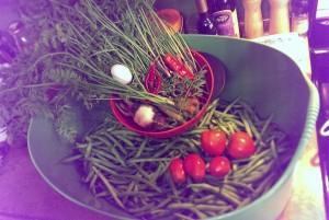 Pickled Vegatable Home Grown Gardening