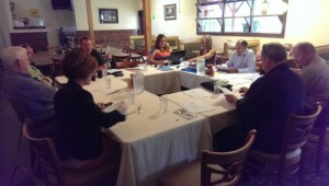 Marquette Township Meeting - September, 2015