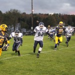 Negaunee Miners vs Norway 2014 Football Season