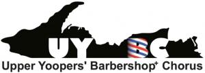 Upper Yooper Barbershop Chorus Logo Marquette UP Revitalized Art Tap Singing (01).jpg