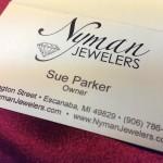 Nyman Jewelers - downtown Escanaba