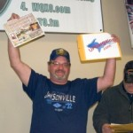 Winner of the $14,000 Ultimate Cave Giveaway from Great Lakes Radio, Mike Kutchie