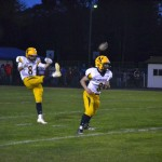 #8 Punting the ball!