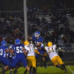 Tackle made by #54