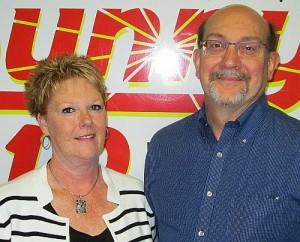 Dawn Lambert & Doug Russell