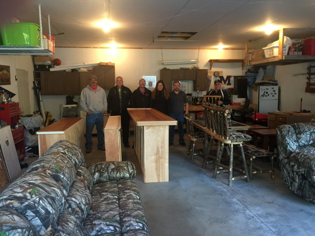 Mike Kutchie Won the Ultimate Cave Giveaway