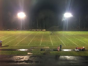 Negaunee Miners Football VS Westwood Patriots 10-23-15 on Sunny.FM.