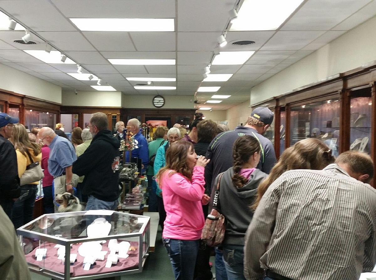 Nyman Jewelers Escanaba Michigan 47th Anniversary Sale