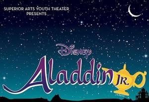 Aladdin Jr. at Kaufman Auditorium