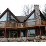 Shag Lake Waterfront Property For Sale By Owner in Gwinn, Michigan