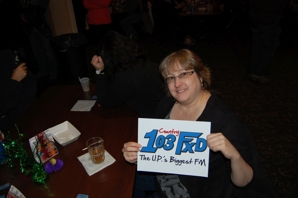 Sara Speaker from Bayside Beverage and sponsor of our next giveaway!