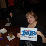 This guest loves the UP's biggest FM country station, 103-FXD!
