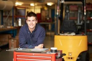Northern Michigan University's Manufacturing Production Technician Diploma program.