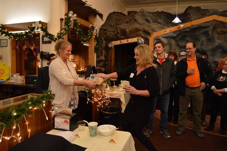 Wattsson & Wattsson Jewelers Business After Hours photo courtesy of Lake Superior Community Partnership 08