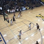 Negaunee Miners Girls Basketball VS Gwinn Modeltowners on Sunny.FM 01/14/16