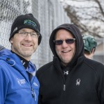 Brian from Synergy Fitness & Todd Noordyk of Great Lakes Radio