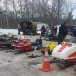Antique & Vintage Snowmobile Show 2016