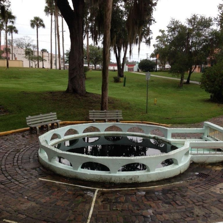 The Boil in Green Cove Springs, Florida