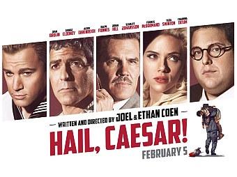 Hail, Caesar Official Trailer - Trailer Trash, Etc