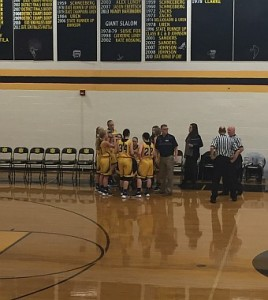 The Negaunee Miners Girls Basketball VS Iron Mountain Mountaineers on Sunny.FM 02/11/16