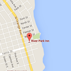 Get Directions to River Park Inn in Green Cove Springs, Florida