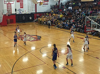 The Negaunee Miners fell to the Calumet Copper Kings 45-44 in overtime on Sunny.FM.