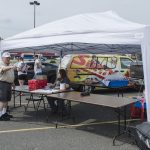 Sunny 101.9 was on site today to support to the Catch the Vision Car show!