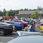 We had a great turn out with tons of cars!